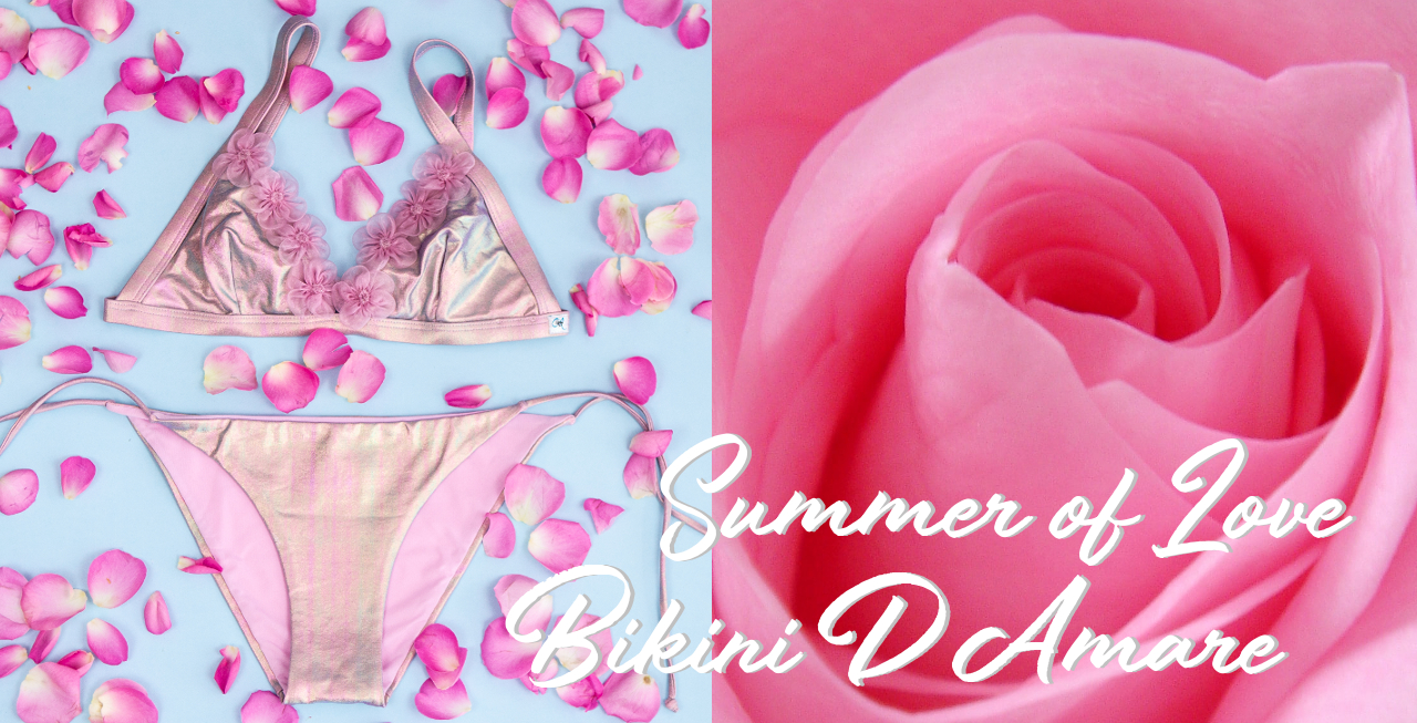 Blooming Collection - Summer of Love 2021- Paradise