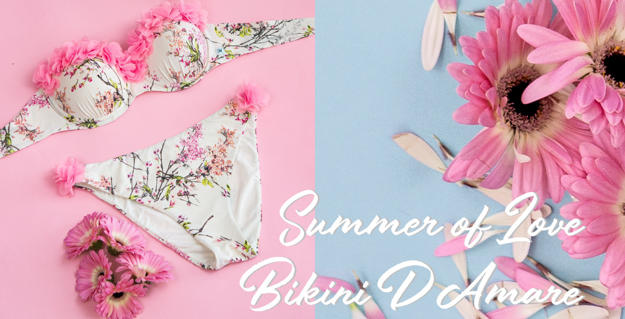 Blooming Collection - Summer of Love 2021- Romantic